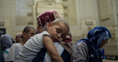 Il Memoriale della Shoah si trasforma in casa per i profughi