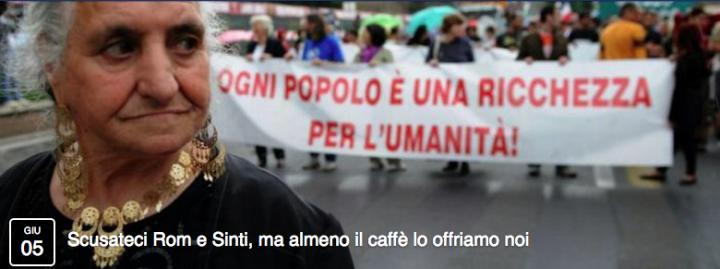 Palermo. Contro il razzismo, il Bar Garibaldi offre caffè a Rom e Sinti