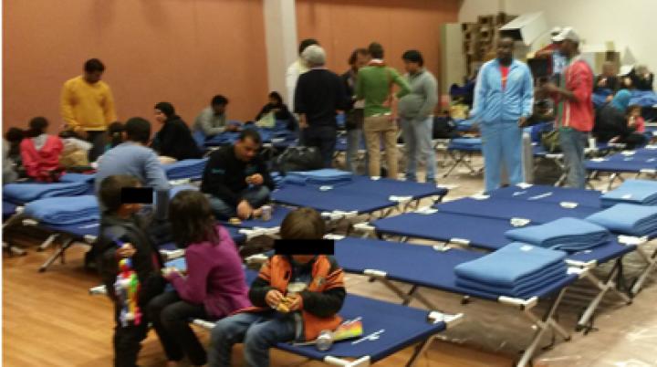 La Casa della carità di Milano apre le porte del suo auditorium ai profughi